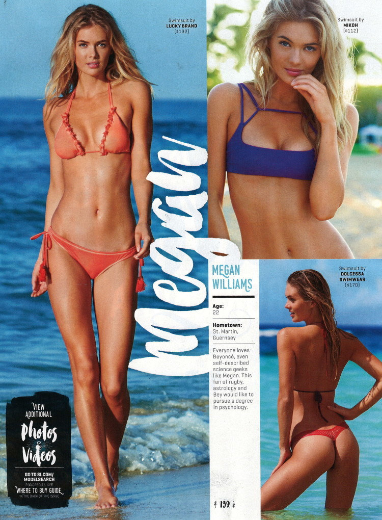 50bff2f78 SPORTS ILLUSTRATED SWIM 2016 | THE SWIM BIBLE | MIKOH by Oleema and ...