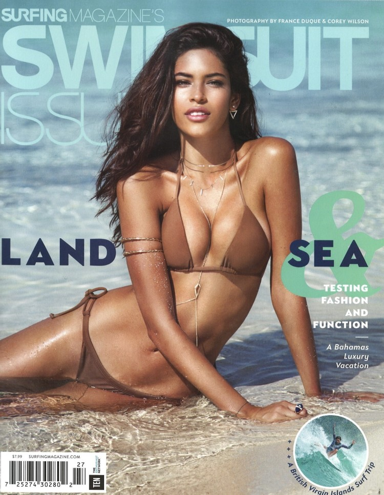 3_24_Surfing Magazine's Swimsuit Issue cover